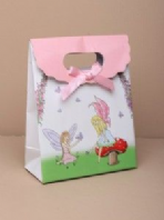 Fairy gift bag with velcro top, medium (Code 1598)